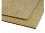 Pine MDF Veneered Crown cut book match - 2440 x 610 x 6mm